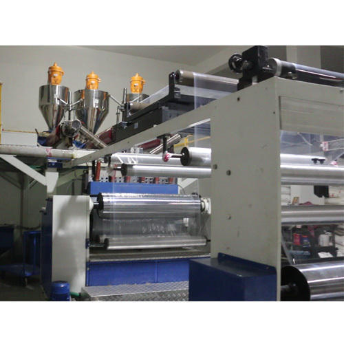 Stretch Cast Sheet Film Line