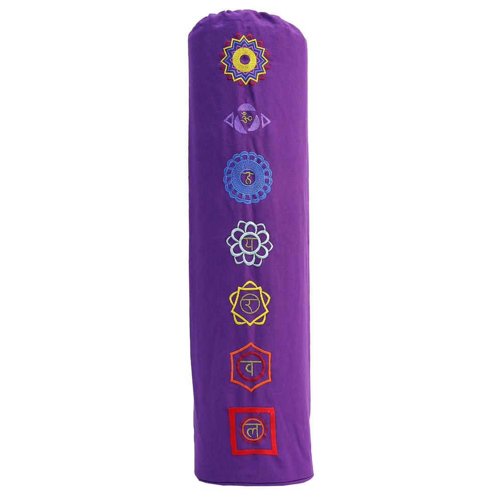Seven Chakra Bag (Drawstring) Purple