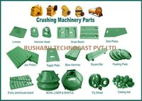 Cone Crusher Spares