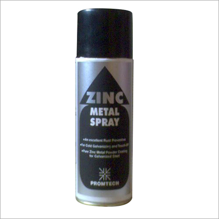 Zinc Thermal Spray