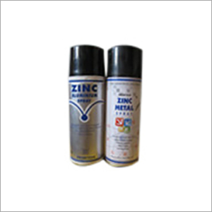 Zinc Galvanizing Touch up Spray Can