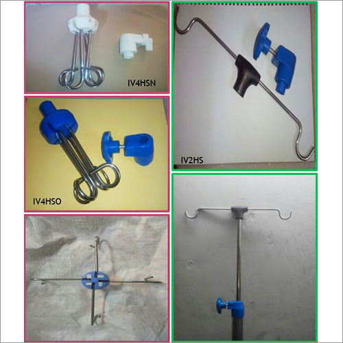 Hospital Furniture Stainless Steel Rods