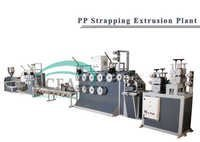 PP Strapping Extrusion Plant