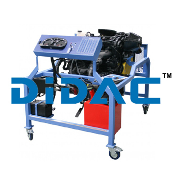 GM Ecotec 2.2l Engine Bench