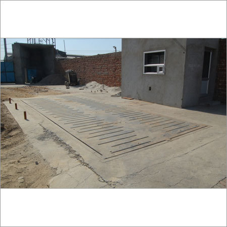 Full Concrete Pit Type Weighbridge