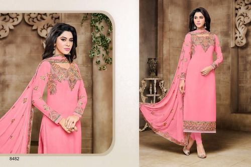 ZISA VOL-38  Straight Salwar Kameez Wholesale