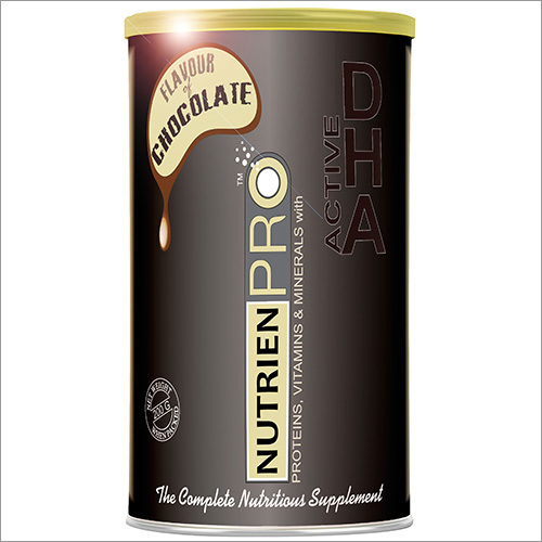 Proteins,Vitamins & Minerals with DHA
