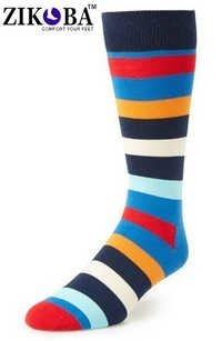 Cotton lycra socks