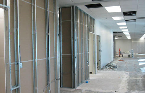Drywall Structure