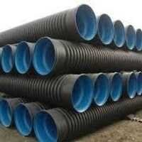 Double Walled Corrugated Pipes