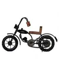 Desi Karigar Wrought Iron Bike / Toys /Bike / Showpiece/iron Décor. ( Bike)