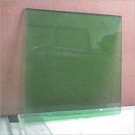 Green tinted Glass