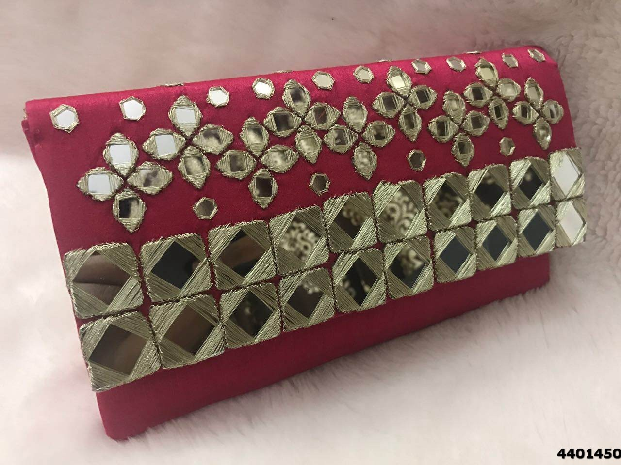 Fabulous Ethnic Ladies Clutch Bag