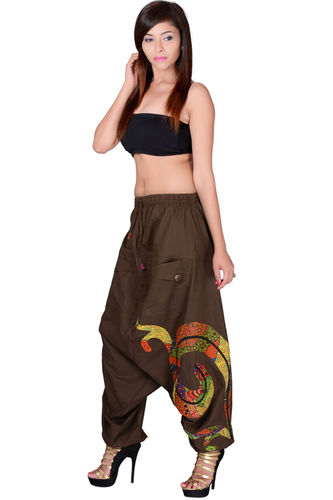 Cotton Ladies Harem Pants