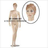 Ladies Full Mannequin(Skin)