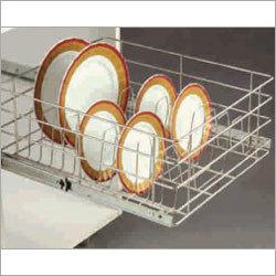 SS Thali - Plate Basket