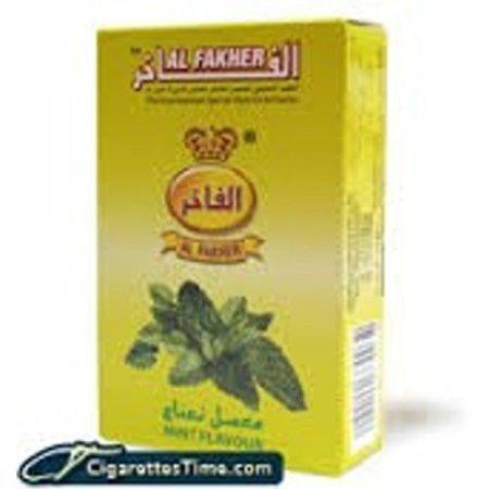 Desi Karigar 2 AL-Fakher Mint Flavour for Hookah / Hukka / Hookha, 2 FREE Charcoal