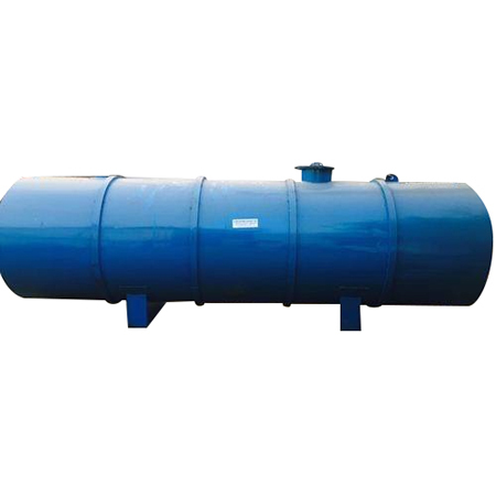 Horizontal Chemical Storage Tank