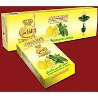 Desi Karigar AL FAKHER LemonFlavour Imported Arabian Flavour for Hookah 500 Gm Pack Of 10