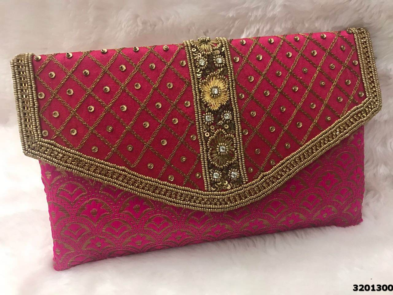 Latest Attractive Clutch Bag