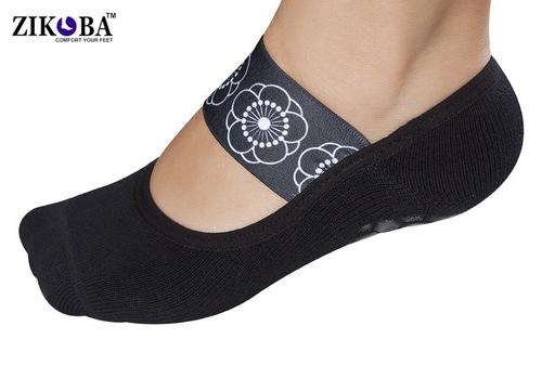 Yoga Lady Socks