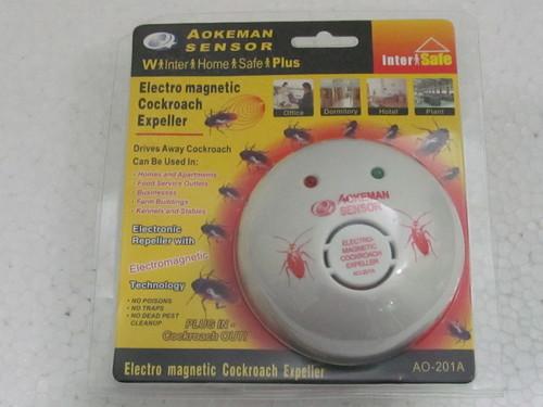 Electromagnetic Mosquito Repellent