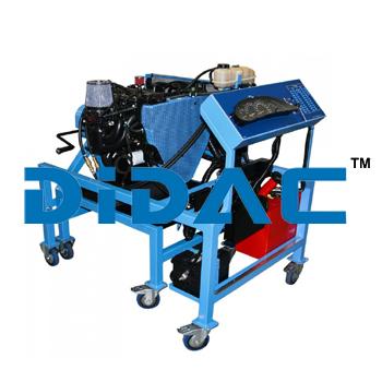 GM 2.2L Non Ecotec Swivel Engine Stand Starting Station