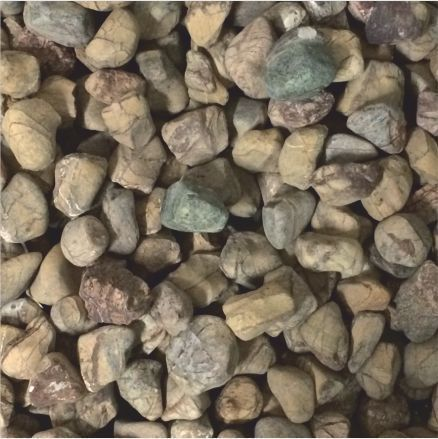 Rainforest Mix Pebbles