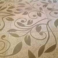 CNC Stone Wall Mural