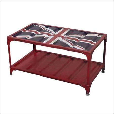 Modern Iron Table Design