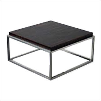 Steel Coffee Table Design