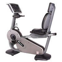 Recumbent Bike with Heart Rate Sensor