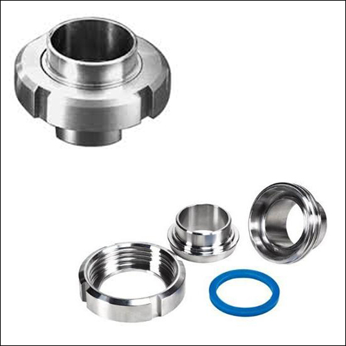 DN COMPLETE UNION (MALE, FEMALE, NUT &  GASKET)