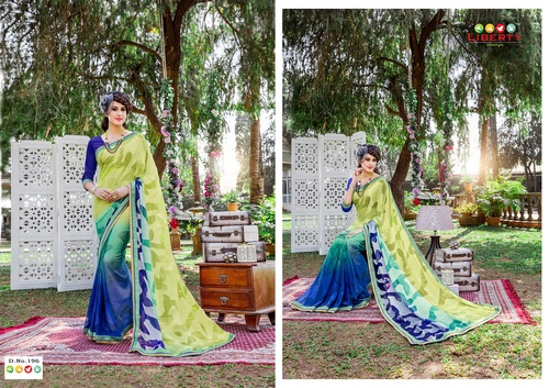 Designer Daily Wear Saree