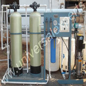RO system for Small scale Ind Drinking Propose