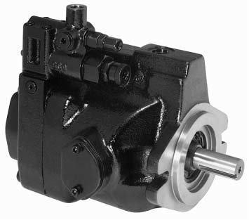 Parker Axial Piston Pumps Repair