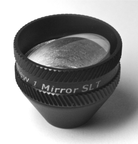 Directview  1 Mirror Slt & Slt Flange Lenses