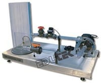 Computerized Water Pumps Assembly Testing Bench With Transparent Head D.C. Motor Assembly
