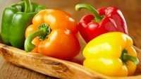 Coloured Capsicum