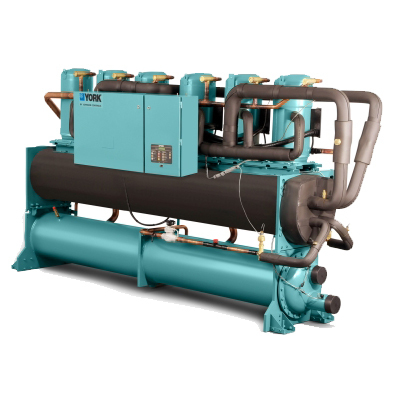 Reciprocating Chiller Water Cooled