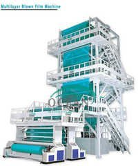 Multilayer Blown Film Machine