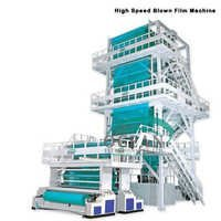 High Speed Blown Film Machine