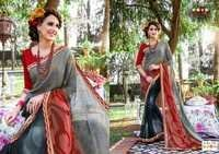 Designer Georgette Saree