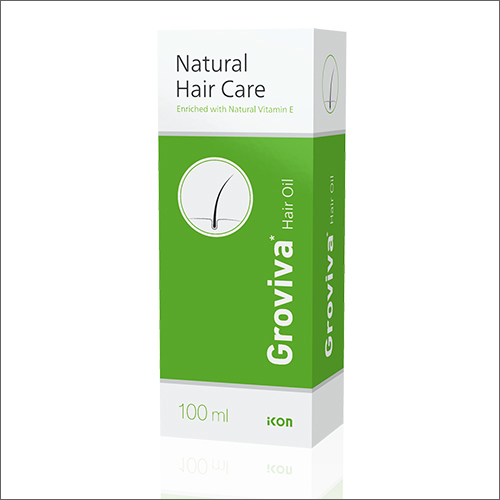 Groviva Hair Oil 100 ml