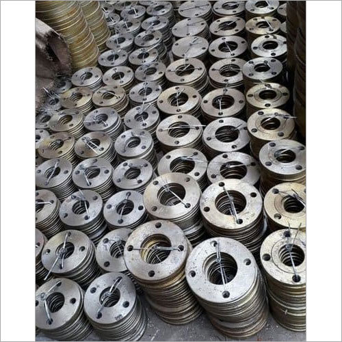 MS Pipe Flanges