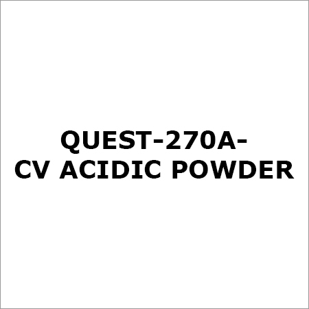 Quest-270A-Cv Acidic Powder