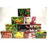 Dersi Karigar Shisha Assorted Flavour for Hookah Pack of 10 ( 500 gram )