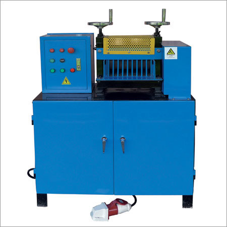 Cable grinding machine