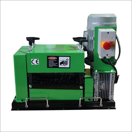 Desktop Cable Stripping Machine
