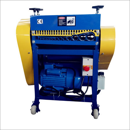 High Efficiency Cable Stripper Machine